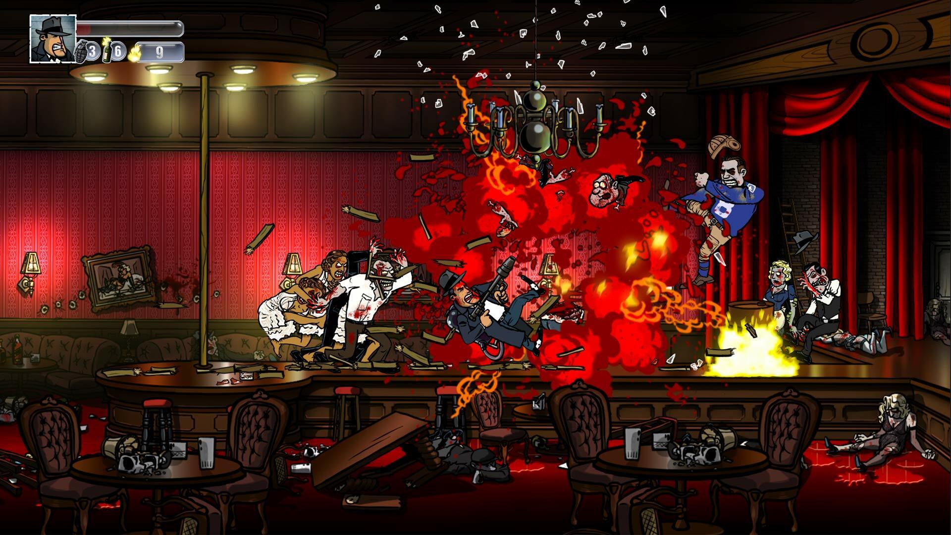 Guns, Gore & Cannoli screenshot 2
