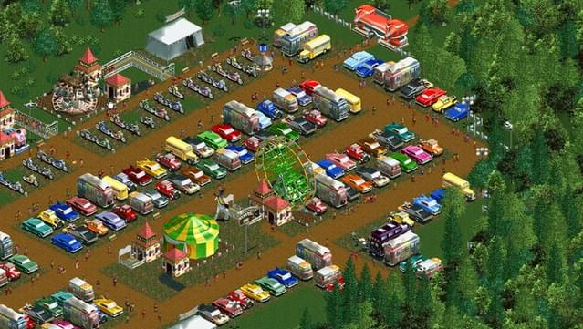 Roller coaster tycoon 2 android | RollerCoaster Tycoon Classic MOD