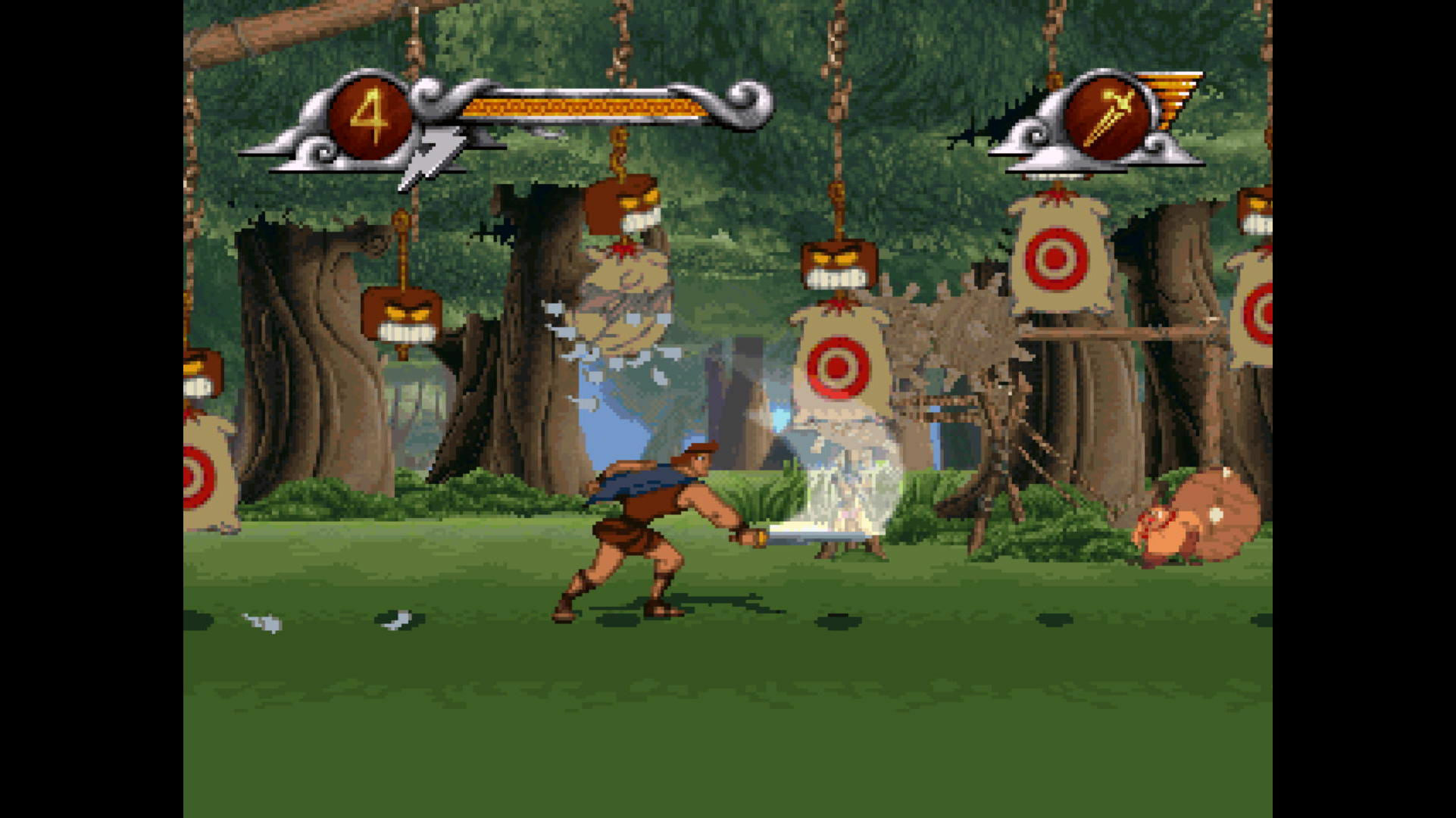Disney's Hercules screenshot 2