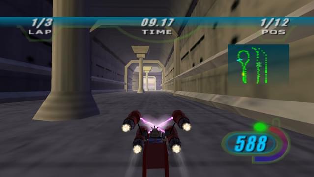 STAR WARS™ Episode I: Racer