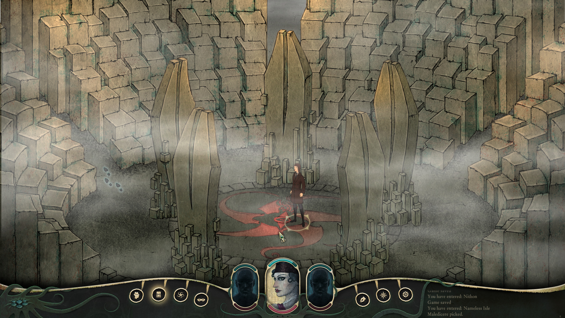 Stygian: Reign of the Old Ones screenshot 1