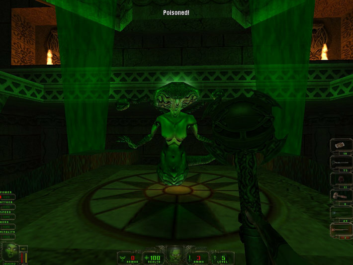 Daikatana screenshot 3