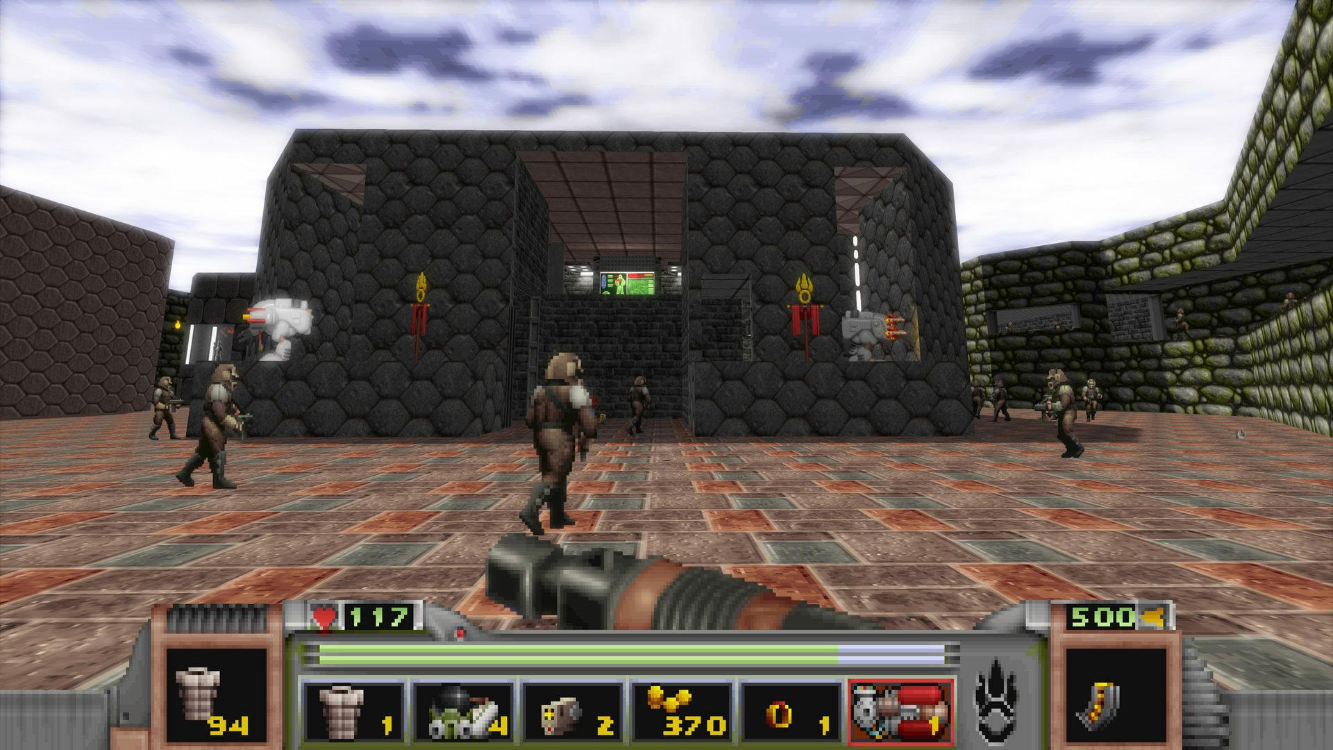 The Original Strife: Veteran Edition screenshot 3