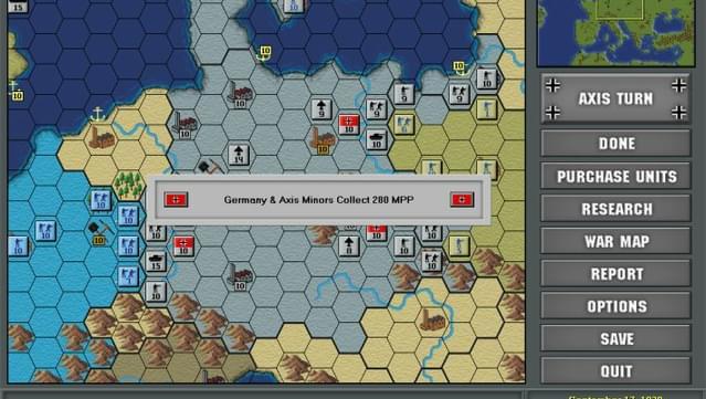 strategic command wwii war in europe patch