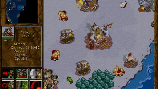 Warcraft II Battle Edition