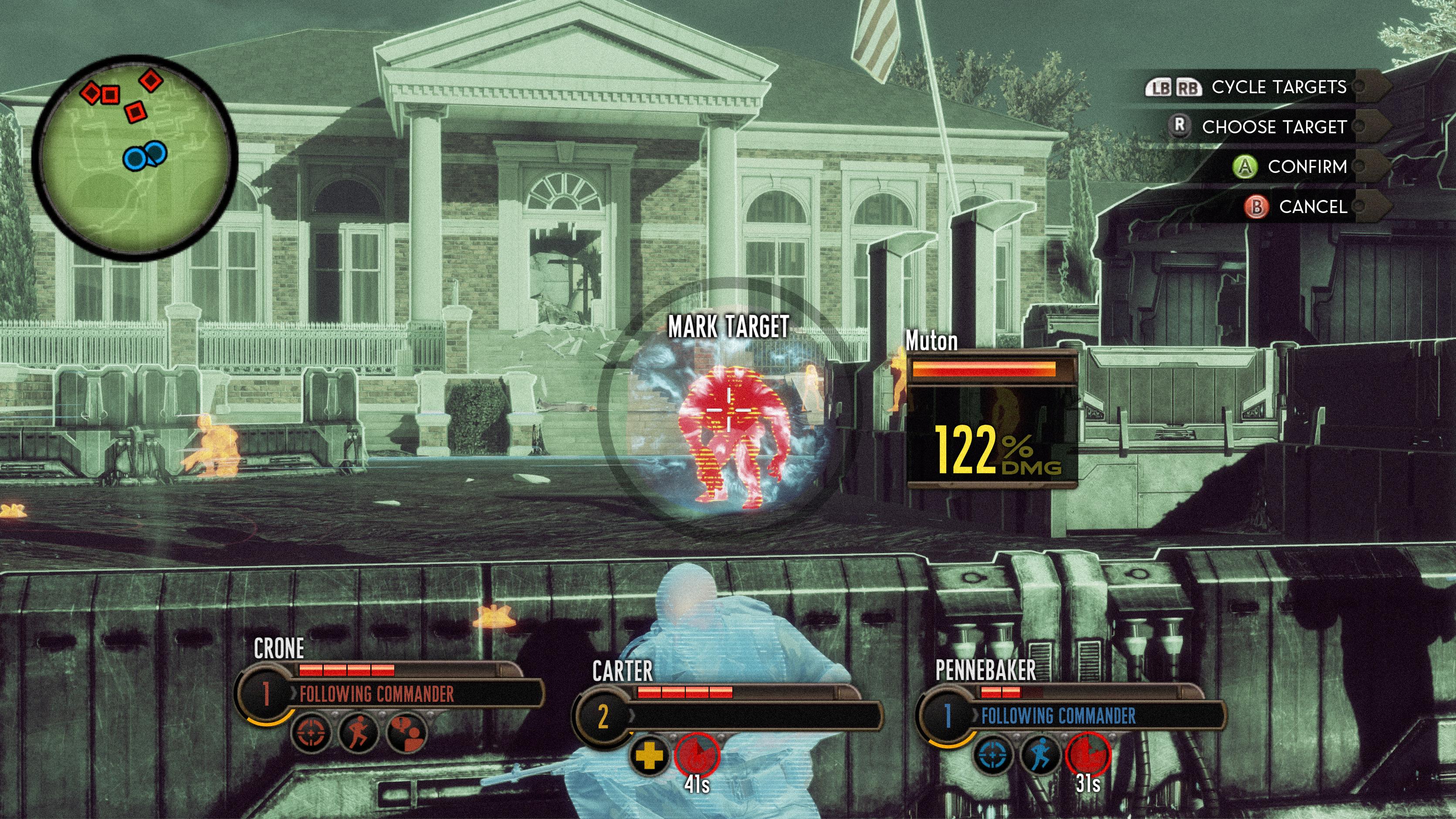 The Bureau: XCOM Declassified screenshot 1