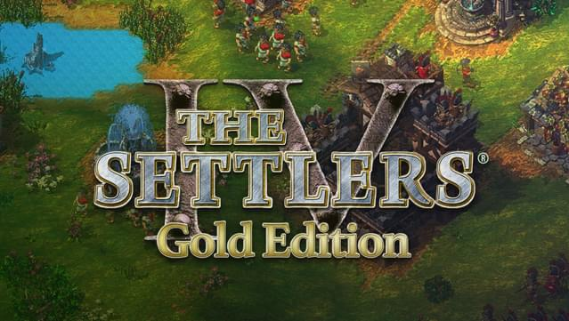 Settlers® 4: Gold Edition, The