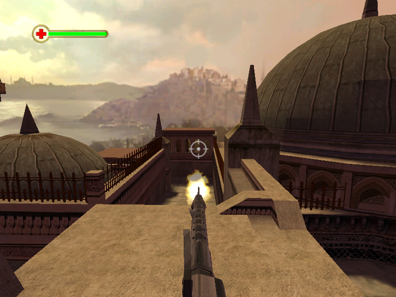Indiana Jones and the Emperor's Tomb screenshot 2