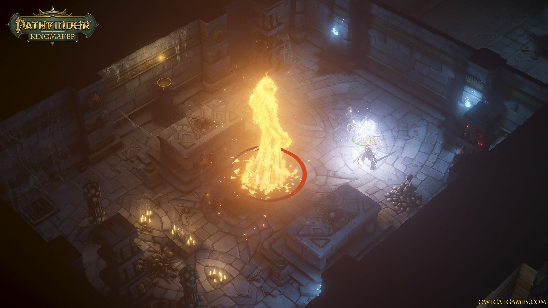 Pathfinder Kingmaker screenshot 1