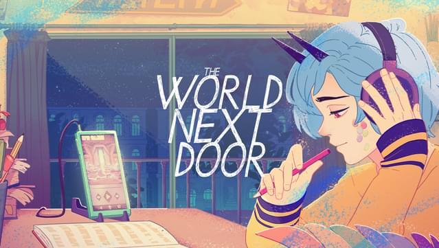 The World Next Door - Original Soundtrack