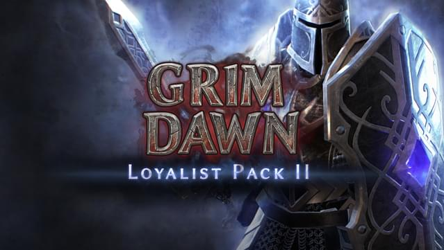 Grim Dawn - Loyalist Item Pack #2