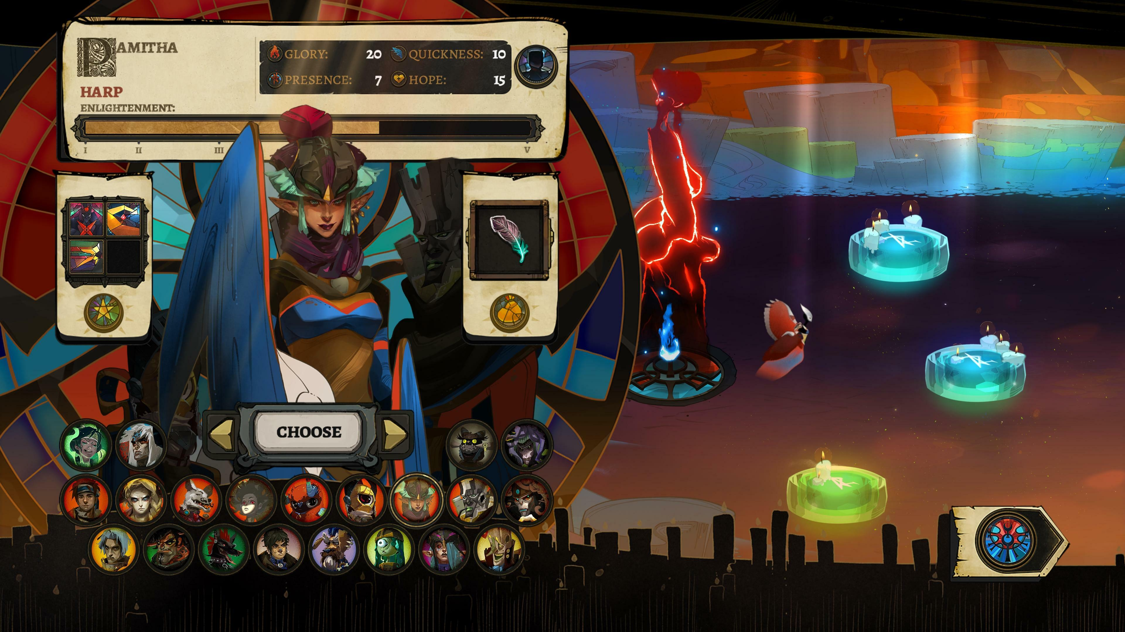 Pyre screenshot 3
