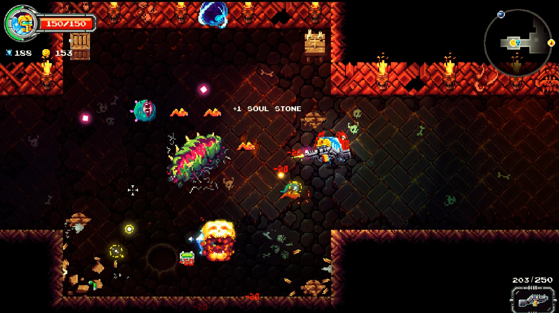 Hellmut: The Badass from Hell screenshot 1
