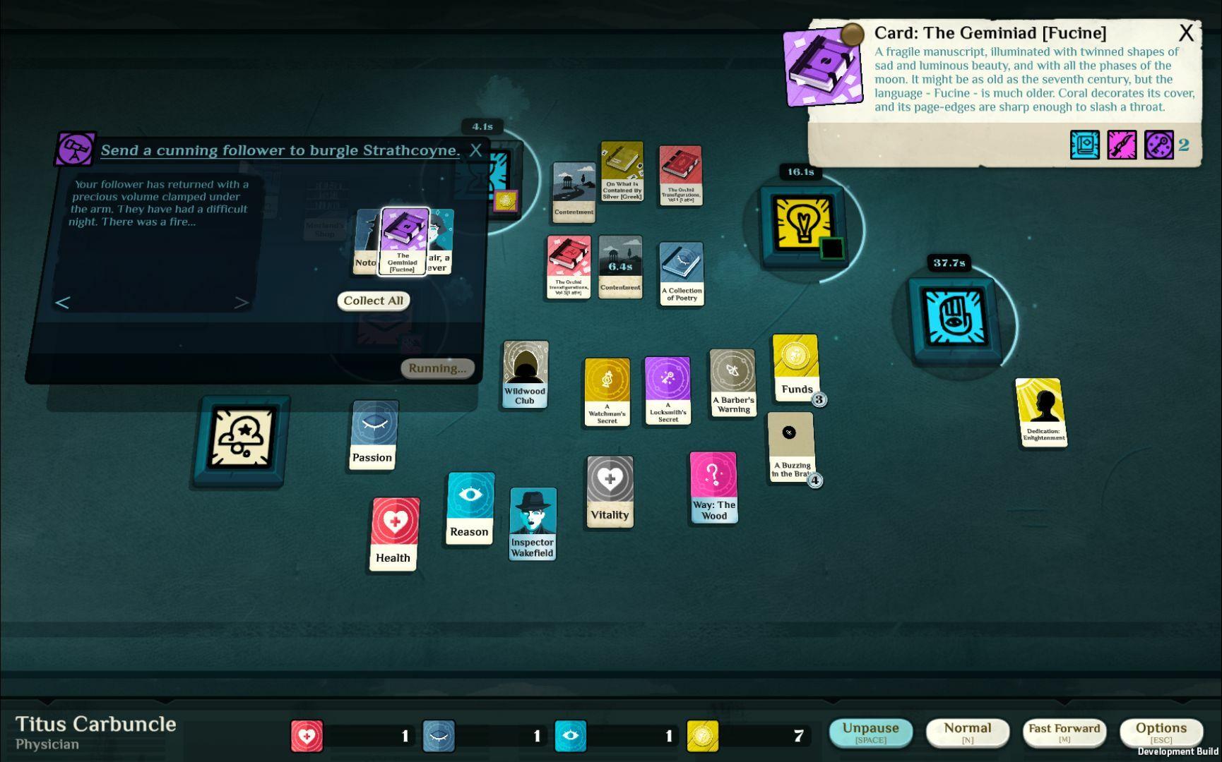 Cultist Simulator screenshot 2