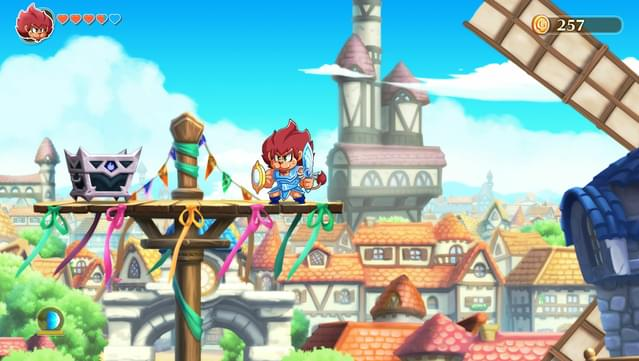 6a16a4df74c5 Monster Boy and the Cursed Kingdom on GOG.com