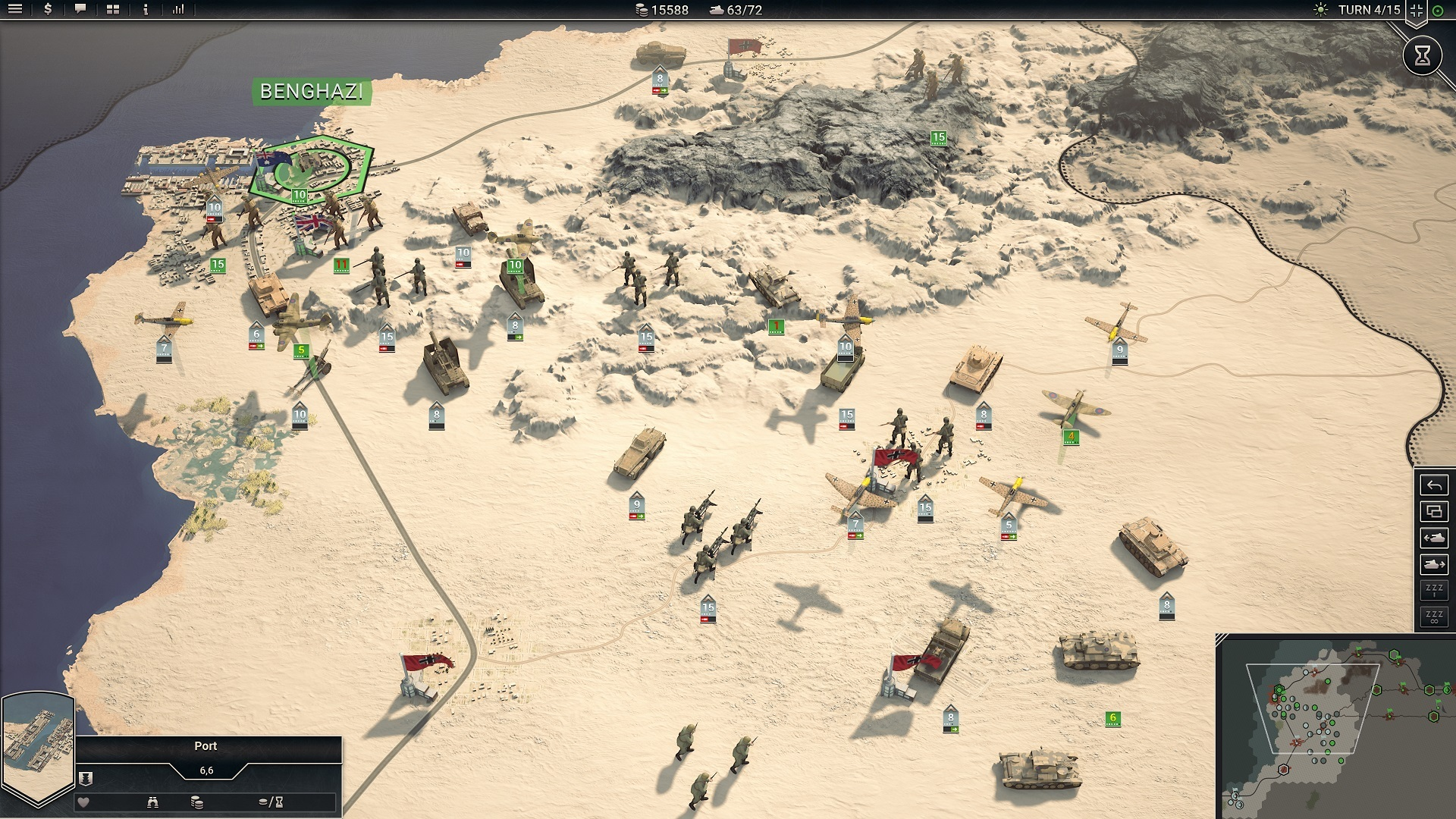 Panzer Corps 2 Field Marshal Edition [GOG] (2020)