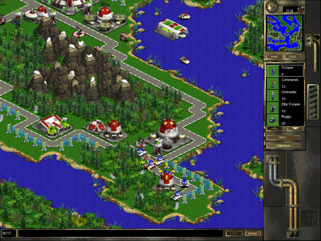 Fallen Haven: Liberation Day screenshot 1
