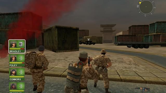 تحميل لعبة حرب العراق الجزء الاول - Conflict: Desert Storm