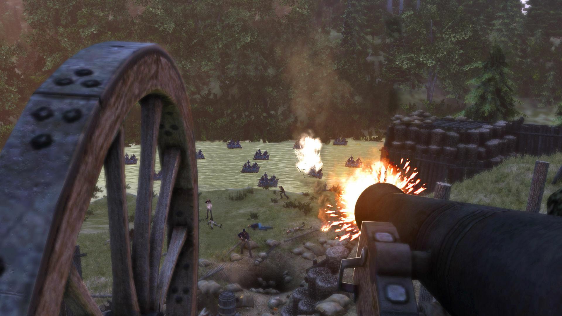 Call of Juarez: Bound in Blood screenshot 3