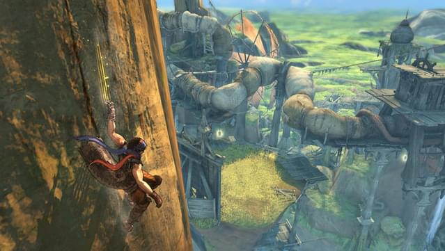 prince of persia the forgotten sands patch fr