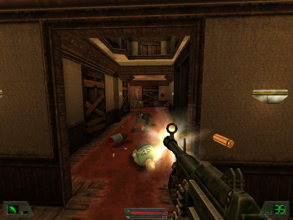 Soldier of Fortune: Platinum Edition screenshot 3