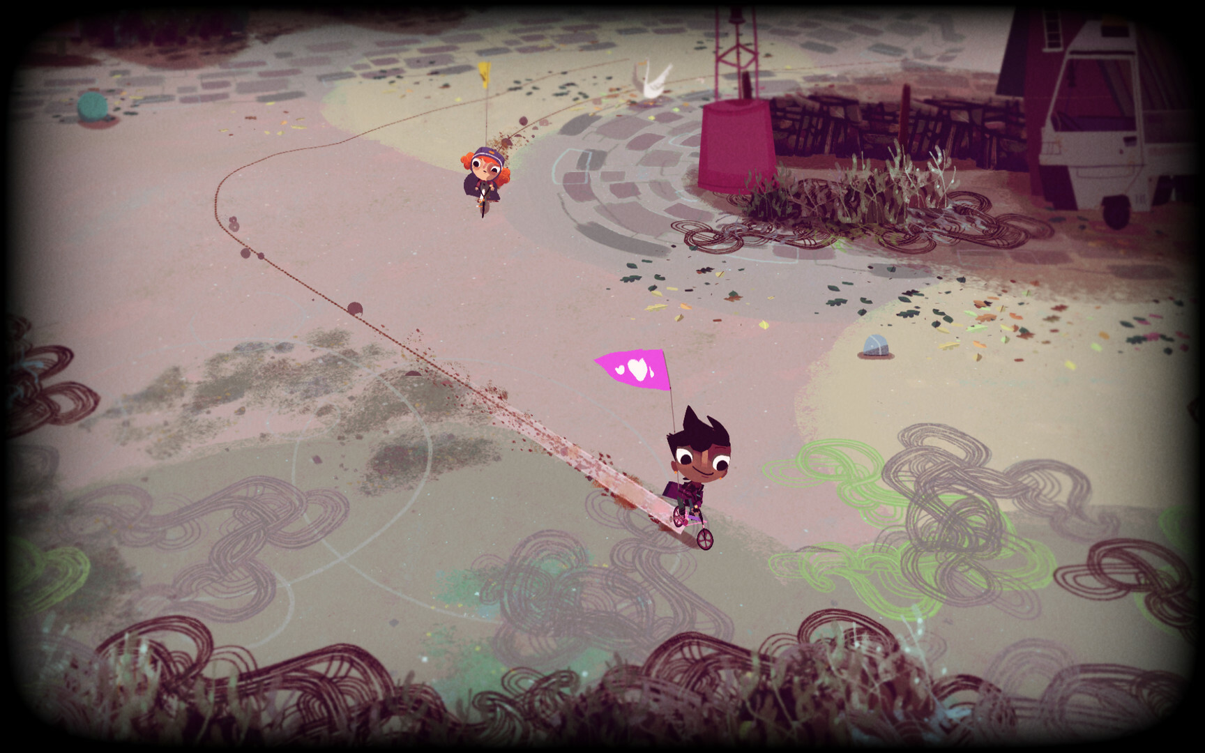 Knights and Bikes screenshot 2