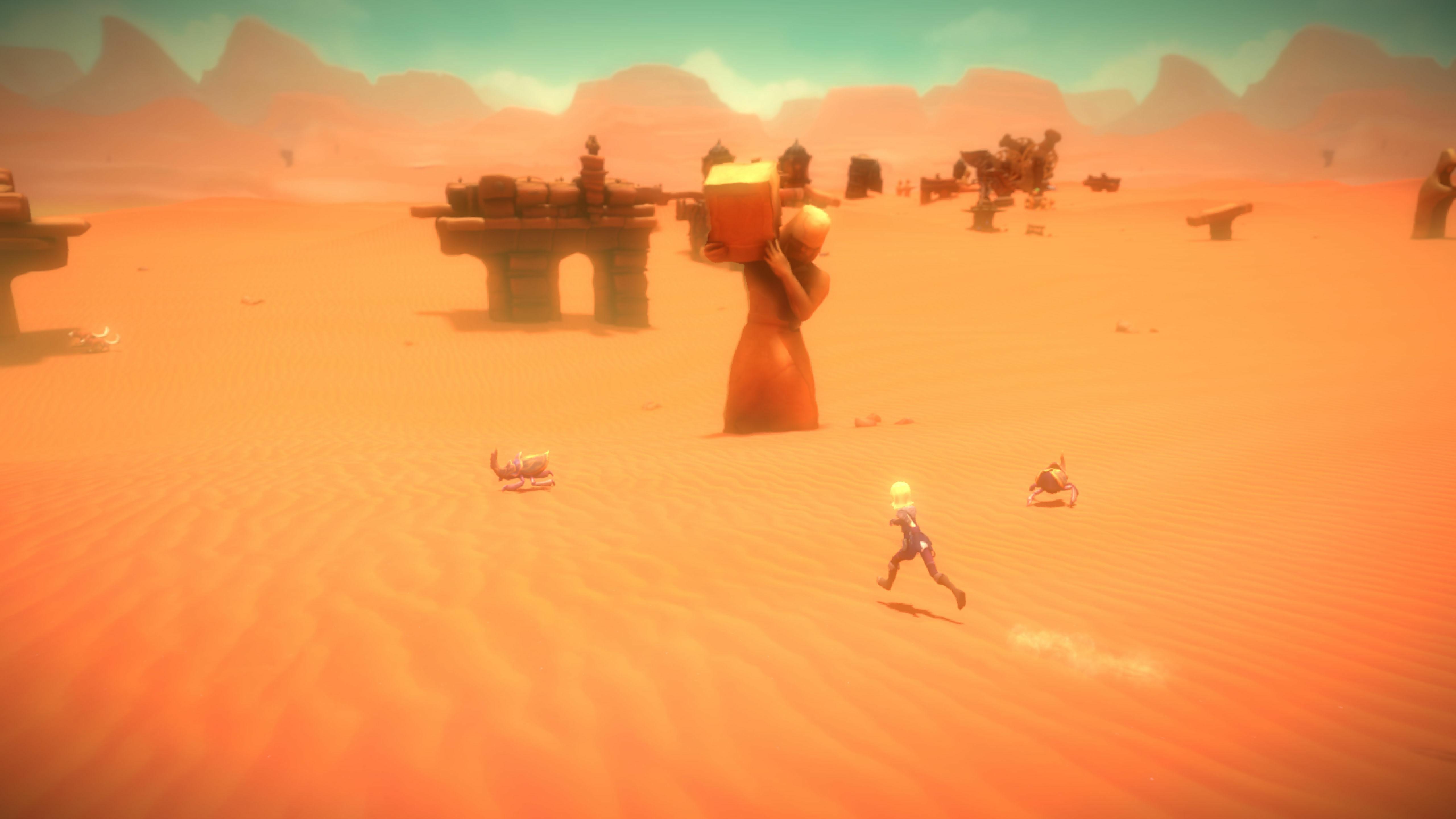 Earthlock screenshot 3